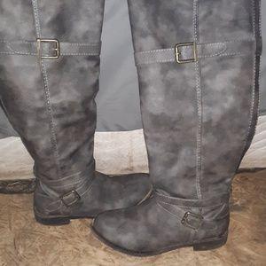 Ride around Knee high boots